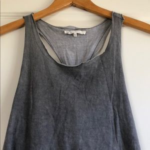 House of Harlow 1960 Tops - House of Harlow grey racer back
